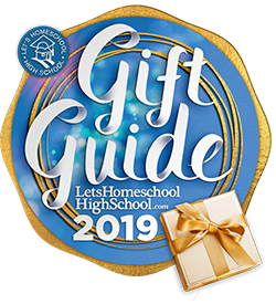 LHSHS Gift Guide Seal